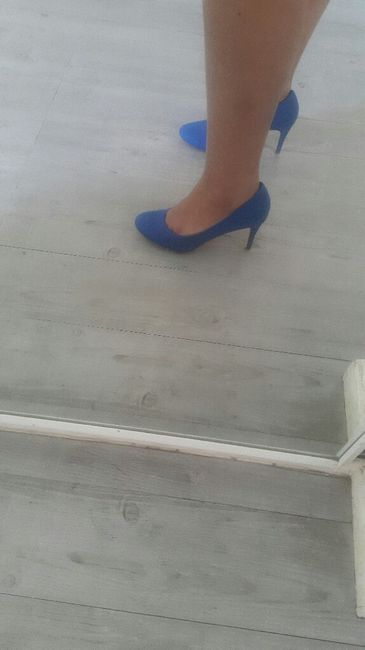Enfin mes chaussures pieds larges !!!!! - 1