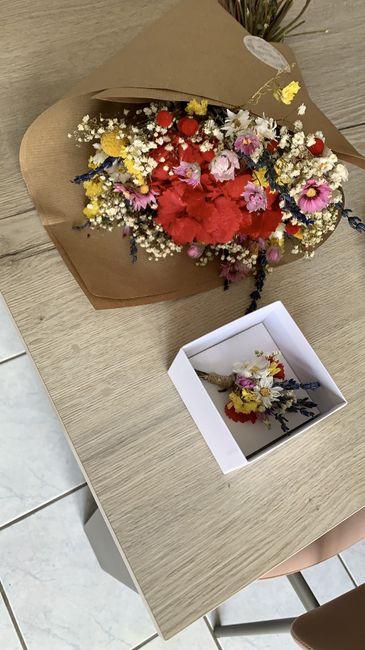 Le bouquet de fleur 7