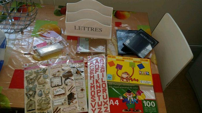 Cartons et enveloppes pour mon urne. de quelle façon les présenter ? - 1