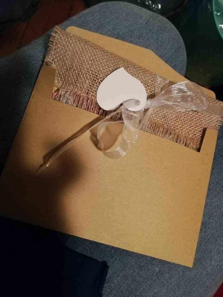 Emballage faire part - 3