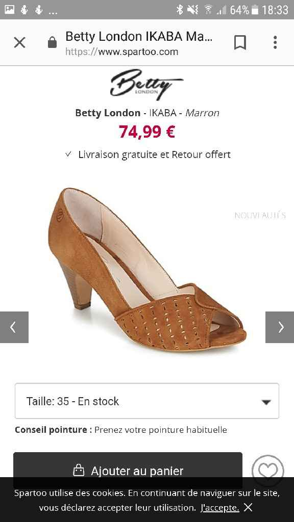 Mes shoesss - 1
