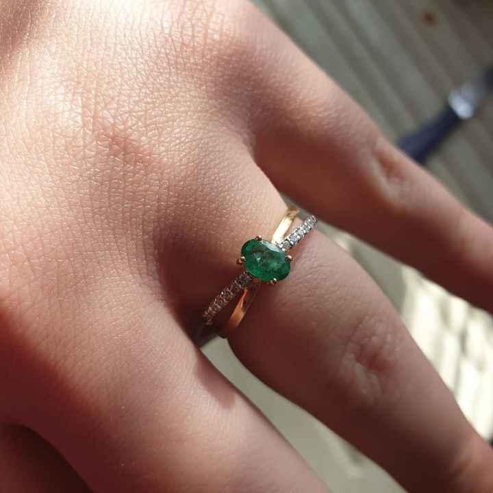 Montrez-nous vos bagues de fiançailles 💍 2