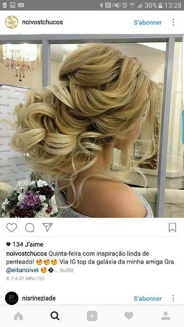 Une admin en compétition - La coiffure - 1