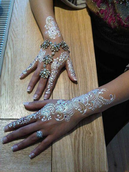 Le choix du henna 🖑💅 - 1