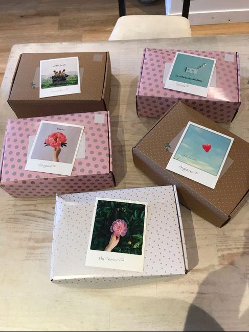 Mes Box cadeaux 🎁 - 1