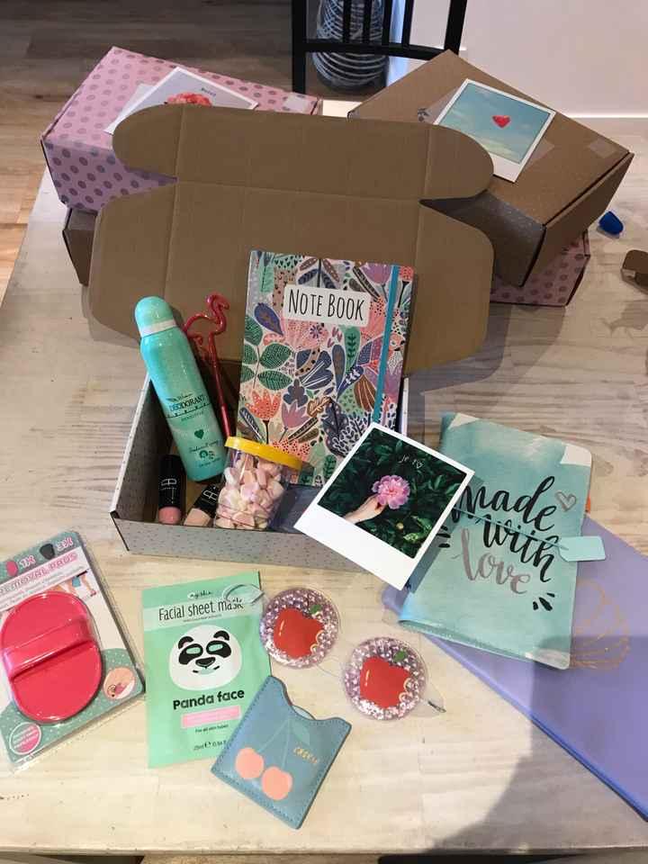 Mes Box cadeaux 🎁 - 2