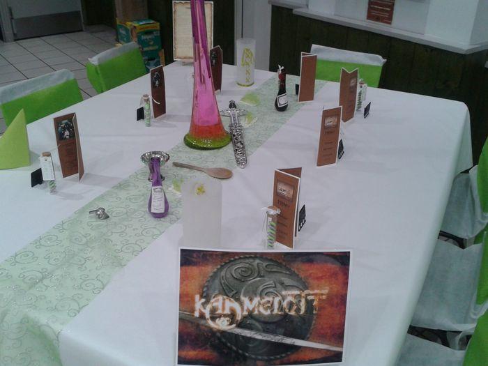 Table Kaamelott