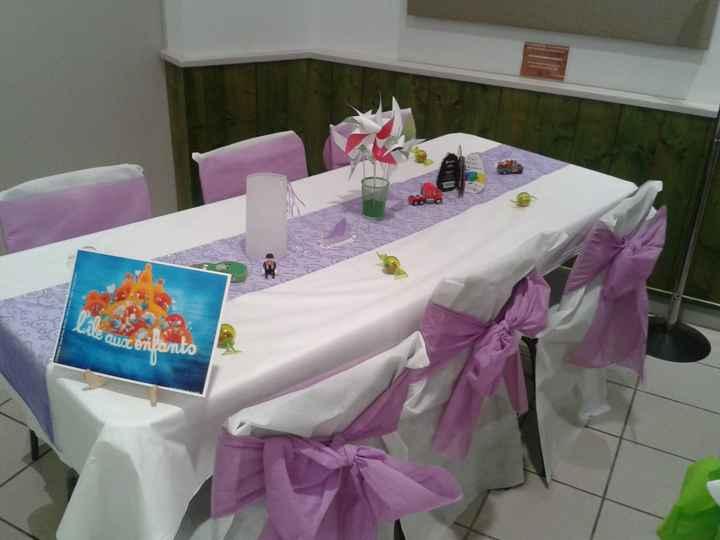 Table enfants 2