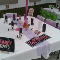 Table Happy days