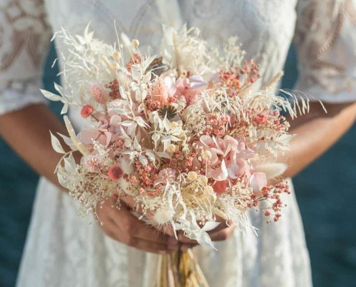 Bouquet 💐 en tissus...? 4