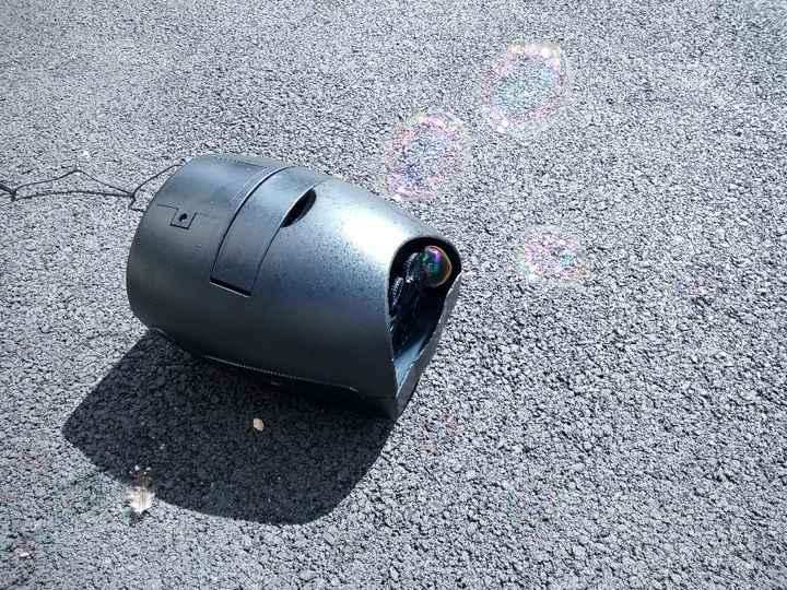 Avis machine à bulles - 1