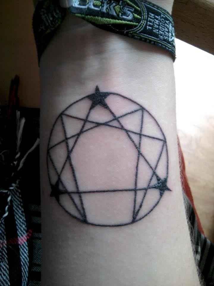 Premier tatouage en 2009