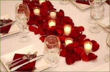 Mariage rouge blanc paris - 1