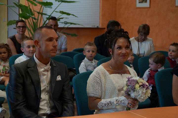 Cérémonie de mariage du 21 Juin 2014