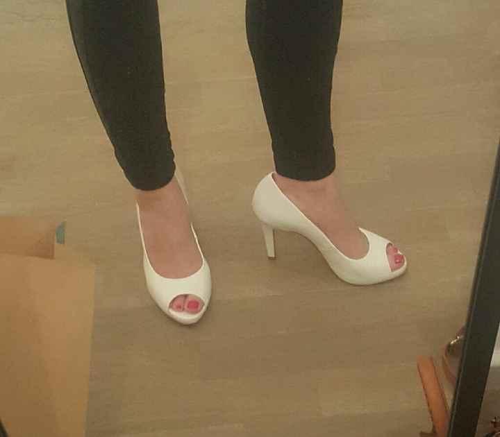 Mes chaussures trouvées ? !! - 1