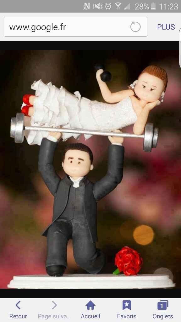 Où trouver ses figurines de mariage ? - 1