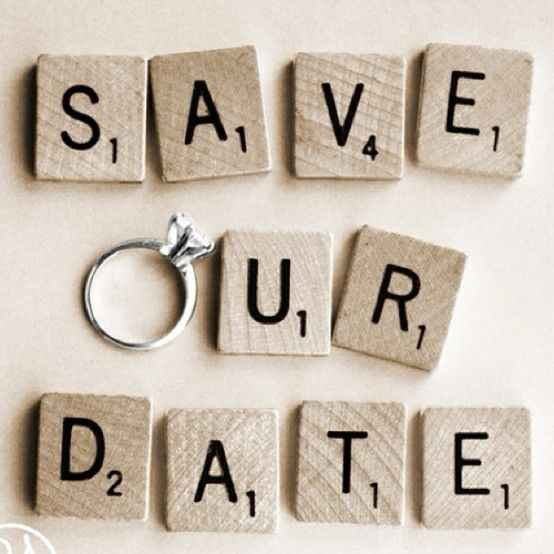 MMS save the date