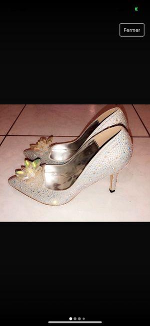 Mes chaussures sont arrivées 👠 7