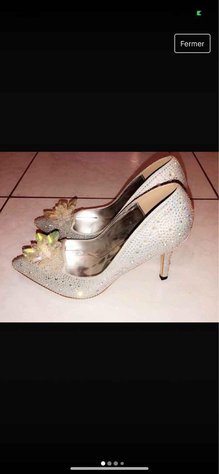 Chaussure trouvée  😍 - 1