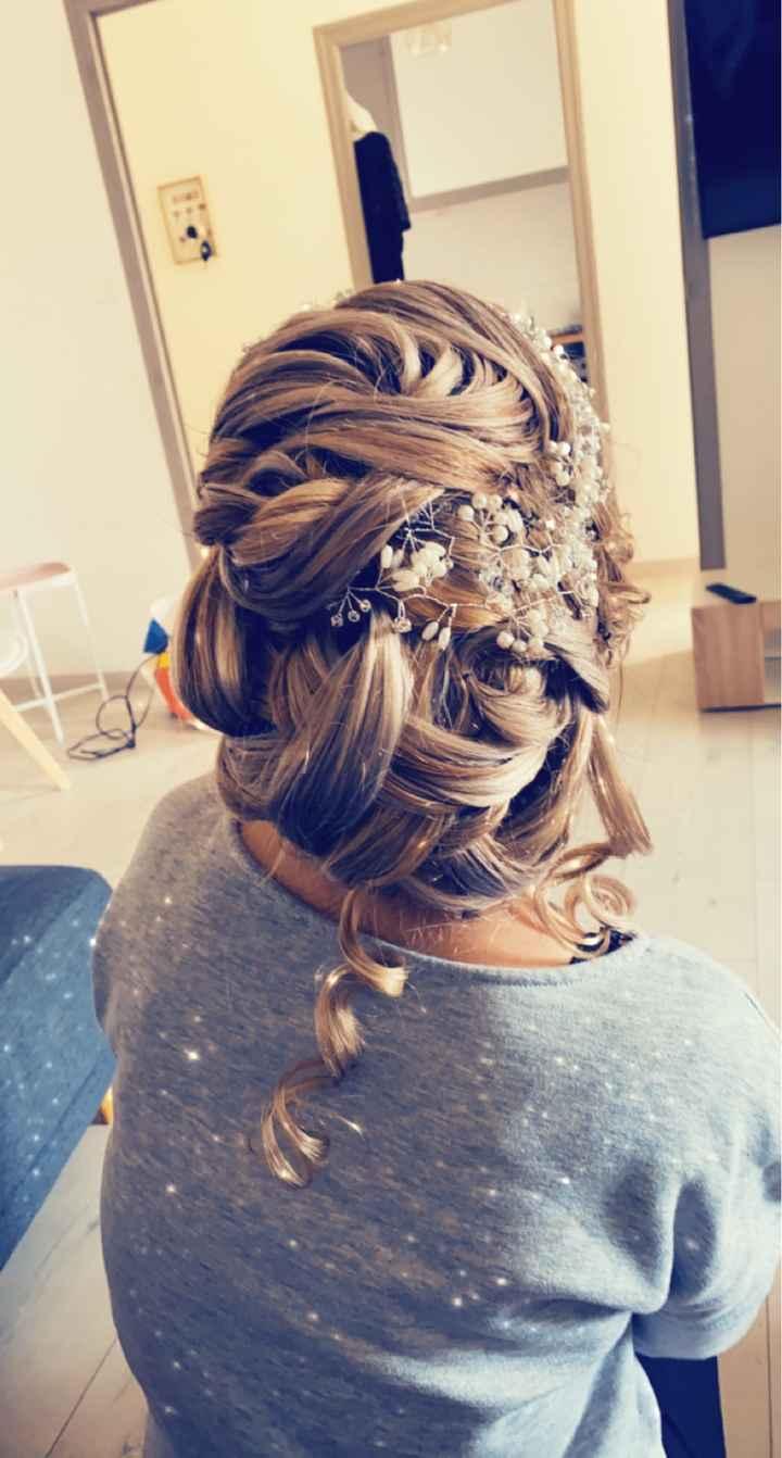 Essaye coiffure 😍 a vos avis - 1