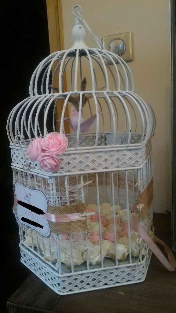 Besoin d'avis urne cage oiseaux. - 4