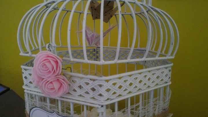 Besoin d'avis urne cage oiseaux. - 2