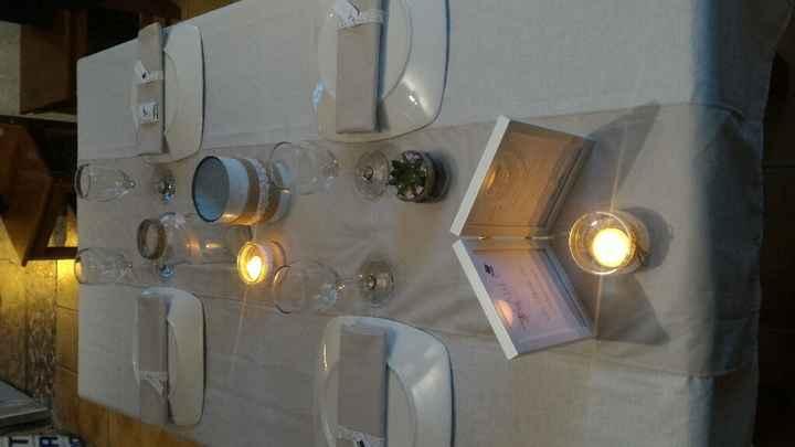 Essai de table champêtre - 7