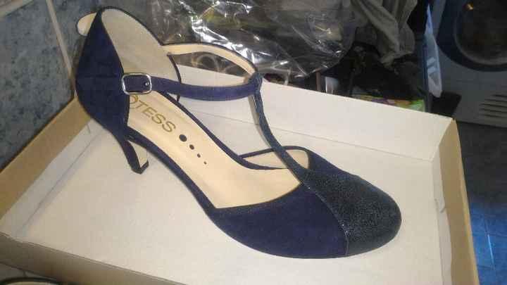 Chaussures de couleur ! - 1