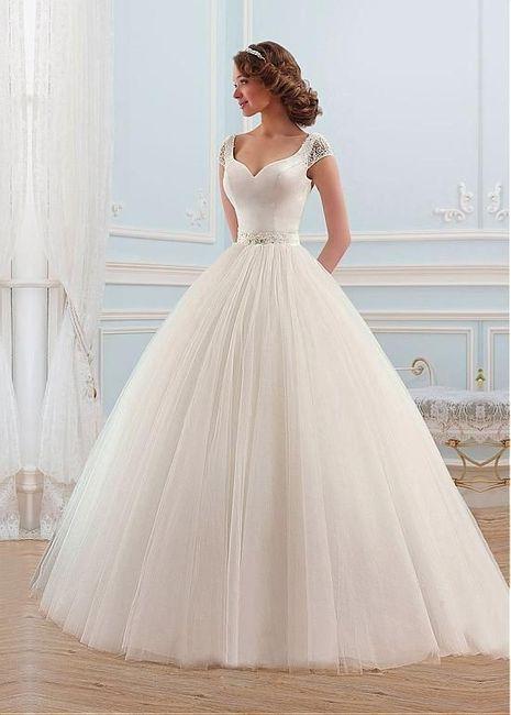 Crée ta robe de mariée : la matière 1
