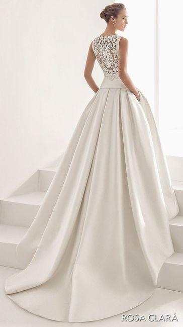 Crée ta robe de mariée : la matière 2
