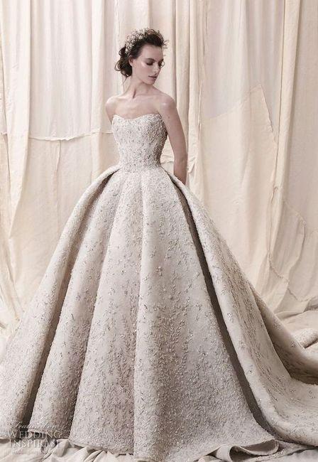 Crée ta robe de mariée : la matière 3