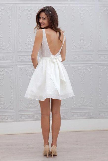 Crée ta robe de mariée : la longueur 3