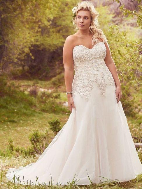 Crée ta robe de mariée : les manches 1