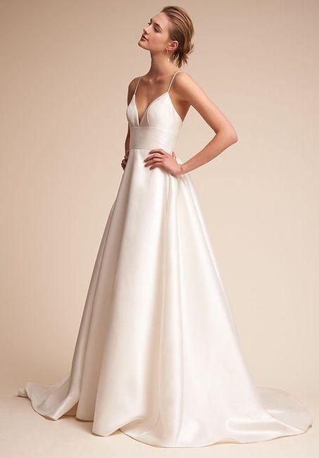 Crée ta robe de mariée : les manches 2