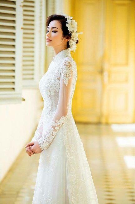 Crée ta robe de mariée : le voile 3