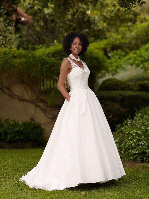 Crée ta robe de mariée : la couleur 1