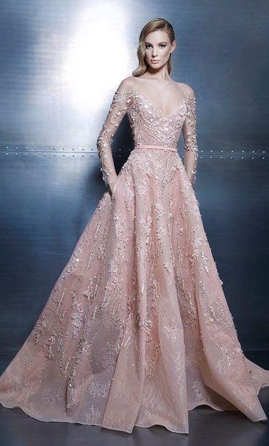Crée ta robe de mariée : la couleur 3