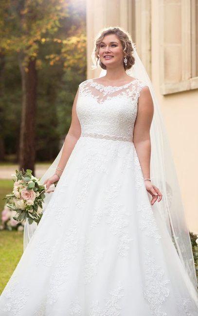 Crée ta robe de mariée : le décolleté 2