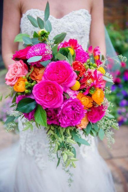 Crée ta robe de mariée : le bouquet 2