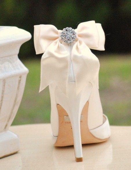 Crée ta robe de mariée : les chaussures 1