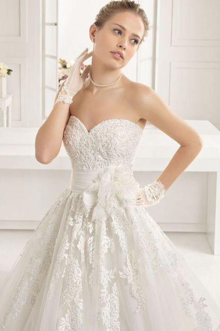 Crée ta robe de mariée : les gants 2