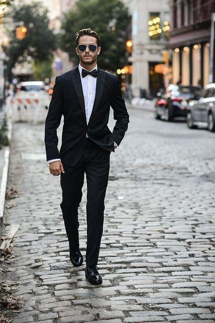 Bonus : Crée ta robe de mariée : Le costume de monsieur 1