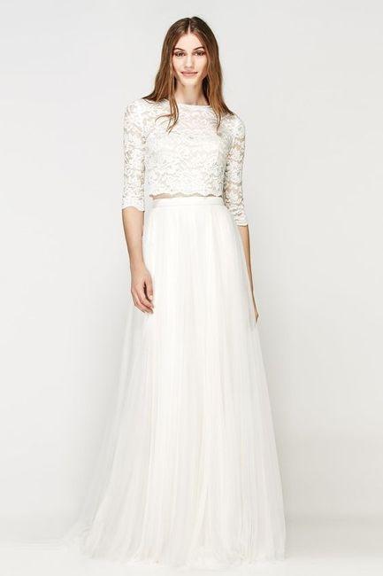 🥠 3 tenues pour le mariage civil, choisis ta préférée ! 3