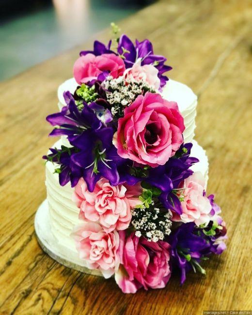 Quel sera le parfum de votre dessert de mariage ? 1