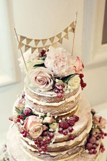 Bataille de styles : le wedding cake 💥 1
