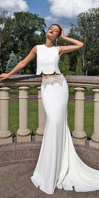5f84d3ee91f POUR ou CONTRE   une robe avec crop top   - Mode nuptiale - Forum ...