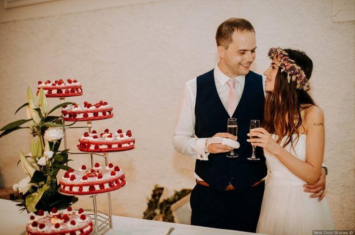 Vote pour ton wedding cake préféré ! 1