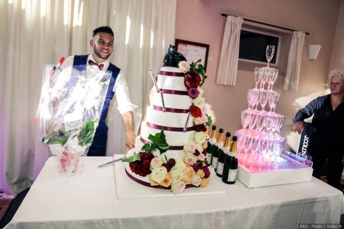Vote pour ton wedding cake préféré ! 2