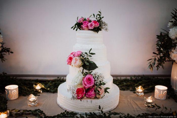 Vote pour ton wedding cake préféré ! 3