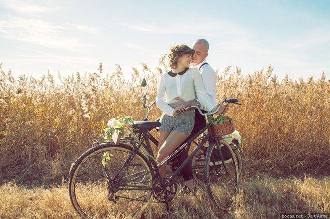 Je souhaite... pour notre 1er anniversaire de mariage 1